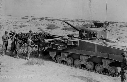 撤去は大変…昔の地雷処理戦車の画像の数々!!の画像(15枚目)