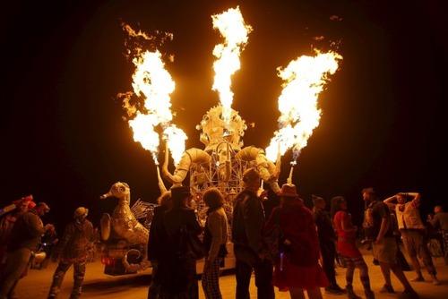 荒野の祭典!バーニングマン2015の画像の数々!の画像(30枚目)