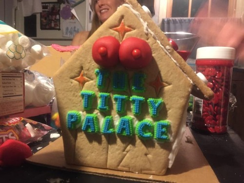 【画像】お菓子でできた家やジオラマが凄い!!の画像(12枚目)