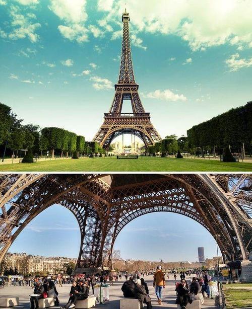 観光地のイメージ写真と比較の画像(3枚目)