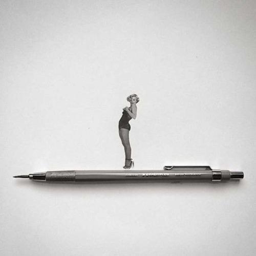 鉛筆やシャーペンで描いた小さいけど凄いクオリティの画像の数々!!の画像(2枚目)