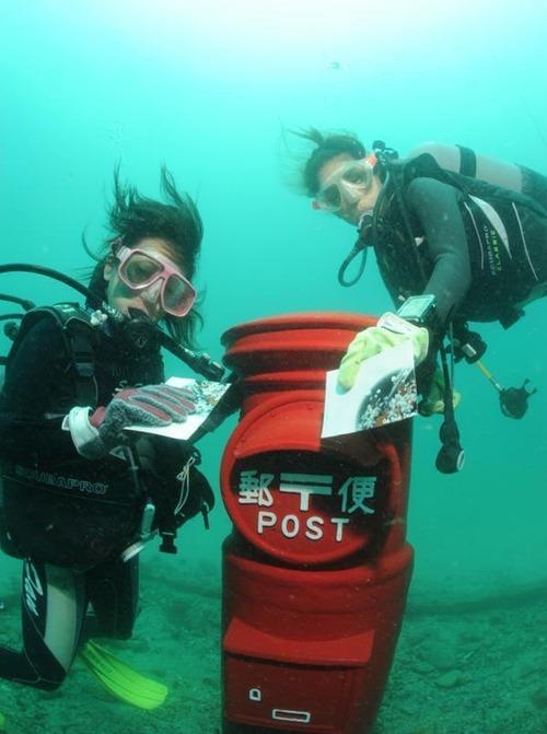 【画像】手紙を入れたくなったり入れたくなくなったりする面白い郵便ポストの数々!!の画像(18枚目)
