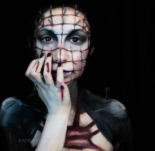 女性のメイクが怖すぎる!化粧のみで怖すぎる女性のメイクの画像の数々!!の画像(22枚目)