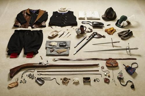 大昔から現在の兵士の装備を並べた画像がかっこよくて心ときめくwwwの画像(5枚目)
