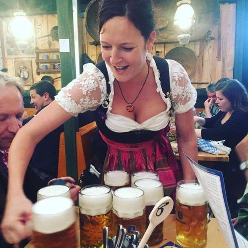 ビールの祭典「オクトーバーフェスト」の画像(3枚目)