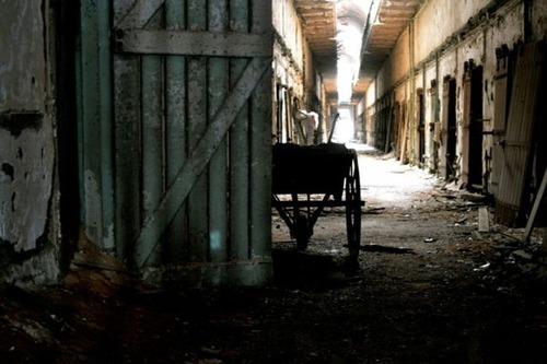 【画像】ペンシルバニアの州立刑務所が不気味で美しい…の画像(17枚目)