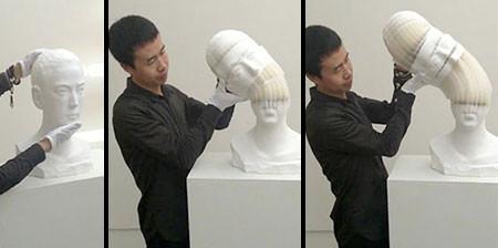 【画像】伸びたり縮んだり!スーパーカオス彫像アートの数々!!の画像(1枚目)