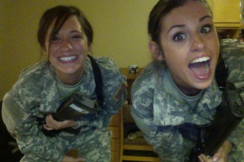 (美人が多目)働く兵隊の女の子の画像の数々!の画像(46枚目)