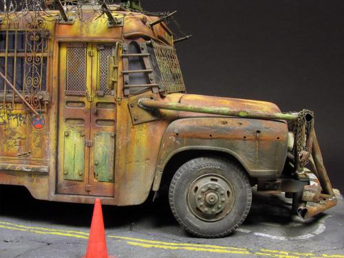 【画像】単なるバスのプラモでも超本気で作ると凄いことになるwwwの画像(57枚目)