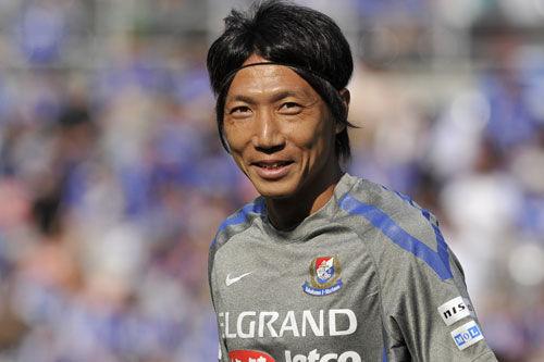 波戸康広の引退試合で横浜フリューゲルスが復活!