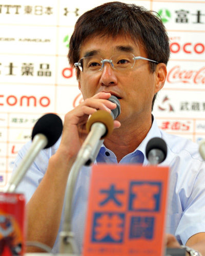 大宮・小倉勉監督のコメントがサポーターを挑発しているとしか思えない件