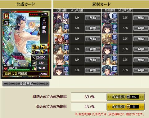 剣豪ランクアップ2