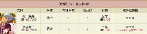 ★5レベルアップ