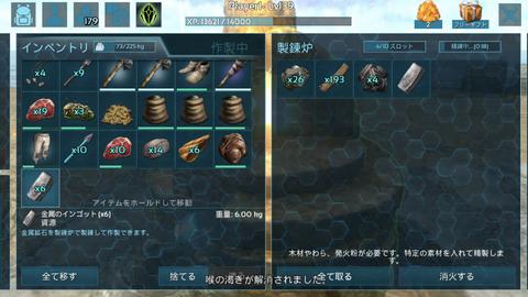 鉄のピッケル6