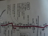 妻籠宿文化文政風俗絵巻の行列 074