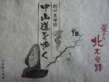 妻籠宿文化文政風俗絵巻の行列 072