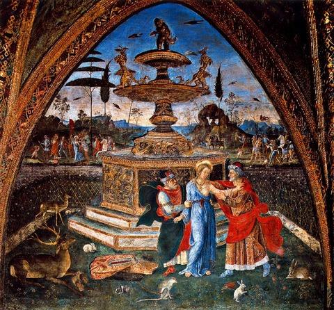 1492-94  スザンヌと長老