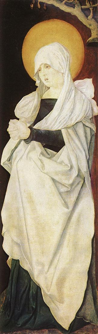 悲しみの聖母  Hans BALDUNG GRIEN