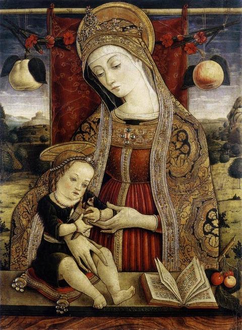 聖母 ヴィっとロ
