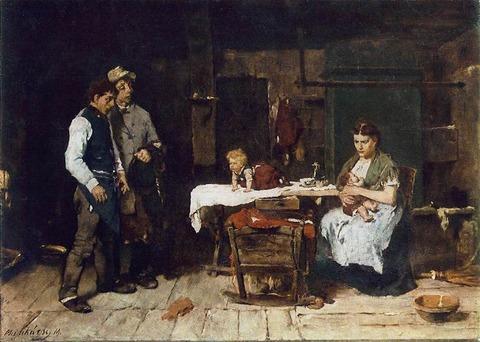 1872-73 酒好きの夫