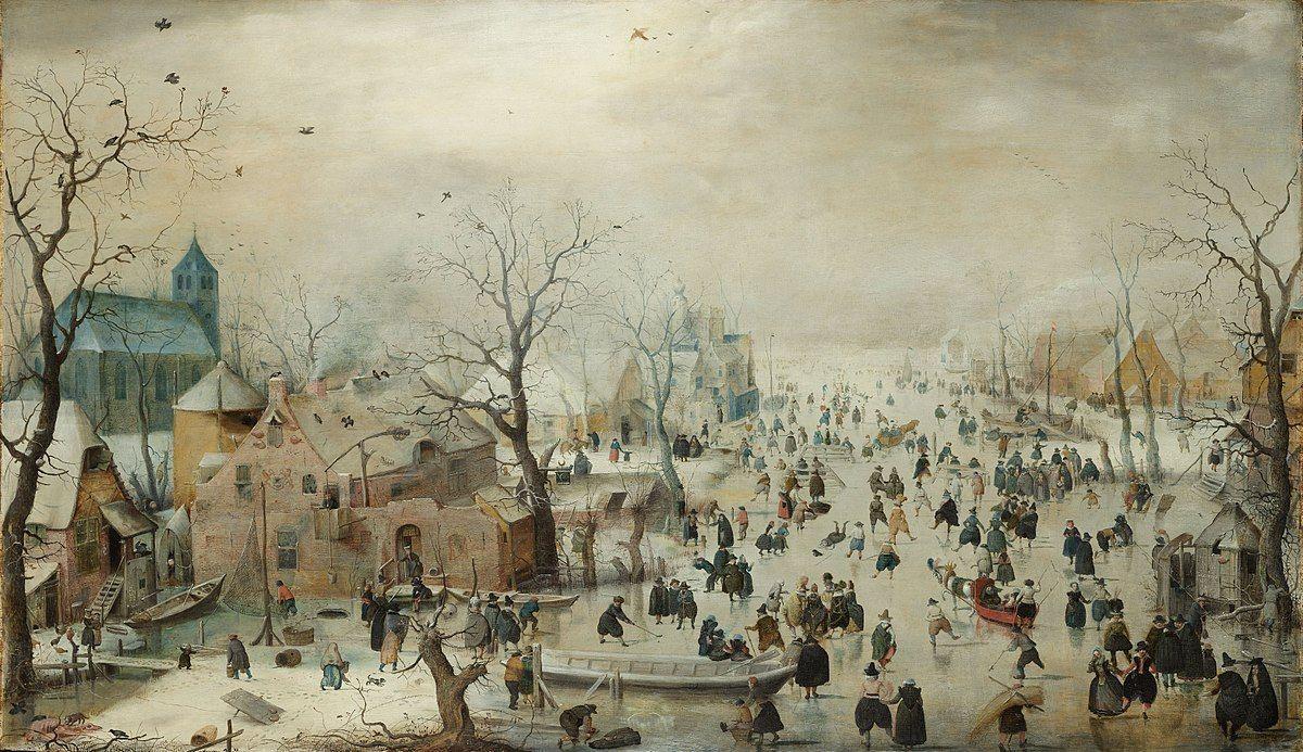 ヘンドリック・アーフェルカンプ : 世界美術館巡り旅