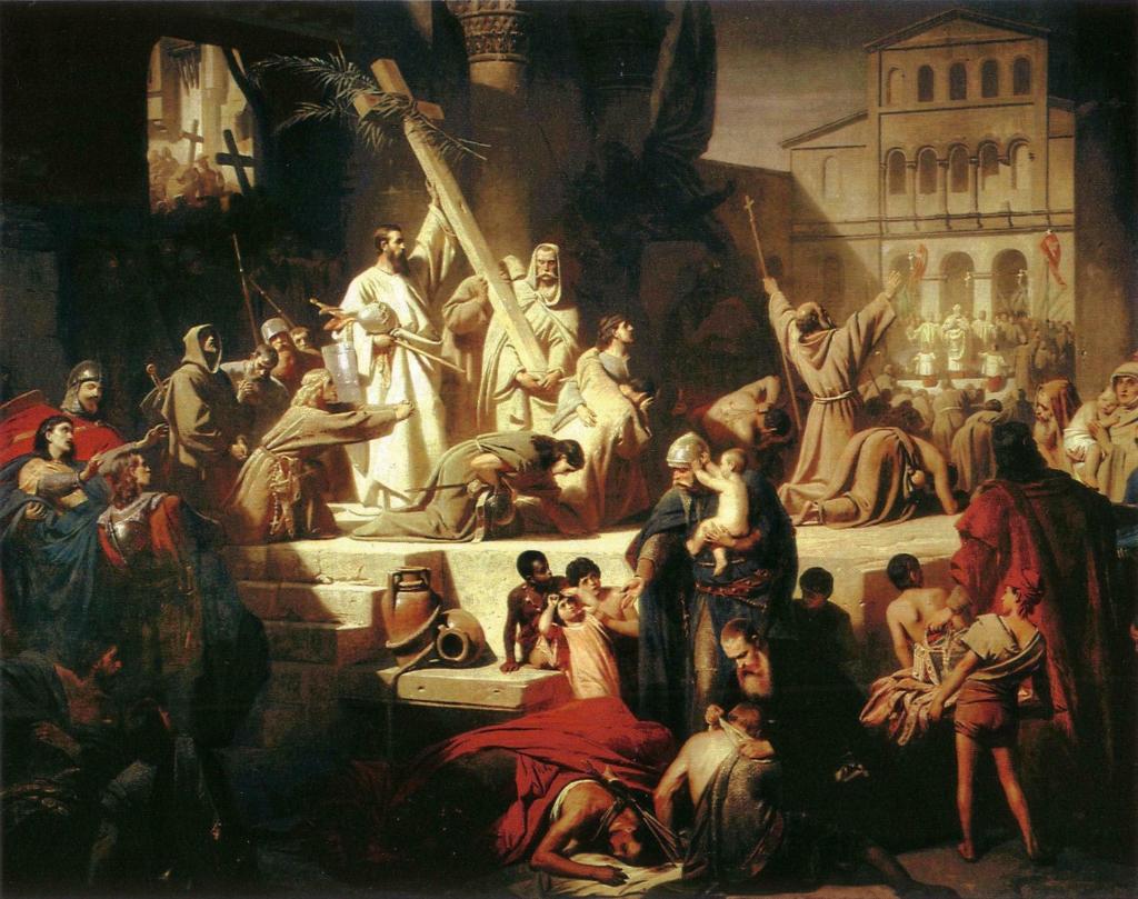 カール・フォン・ピロティ : 世界美術館巡り旅