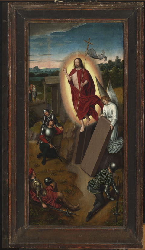 キリストの復活 メムリンク
