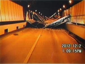 笹子トンネル事故
