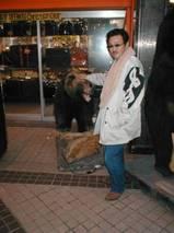 クマと和解した番長