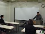 講義中の番長