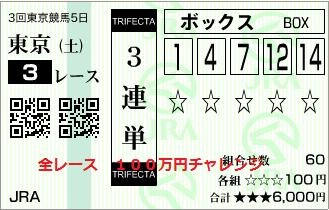 170617100万円チャレンジ