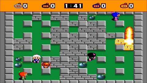 【懐古】ボンバーマンSFC版は、完璧に作られしゲーム!!