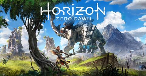 """【問題】ゼルダのブレワイで""""発狂""""しちゃう人に『Horizon』を遊ばせるとどうなるでしょう?"""