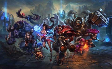 【衝撃】ゲーム『League of Legends』の大会で海外からバカにされて負ける日本・・・LMAO