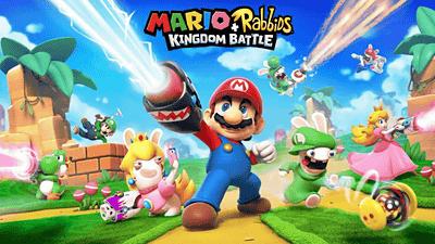 【Switch】Mario + Rabbids Kingdom Battleの詳細