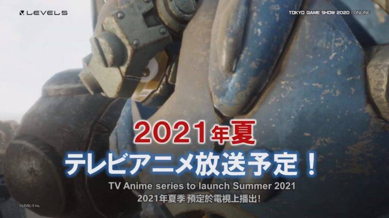 メガトン級ムサシ、2021年夏テレビアニメ化決定!!