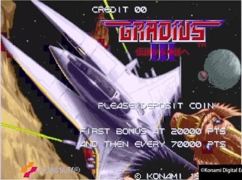 TGS2020で話題をさらった「グラディウスIII 伝説から神話へ」、12月24日発売決定!