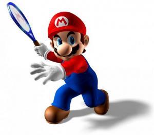 【驚愕】女だけどマリオテニス強いよ!w