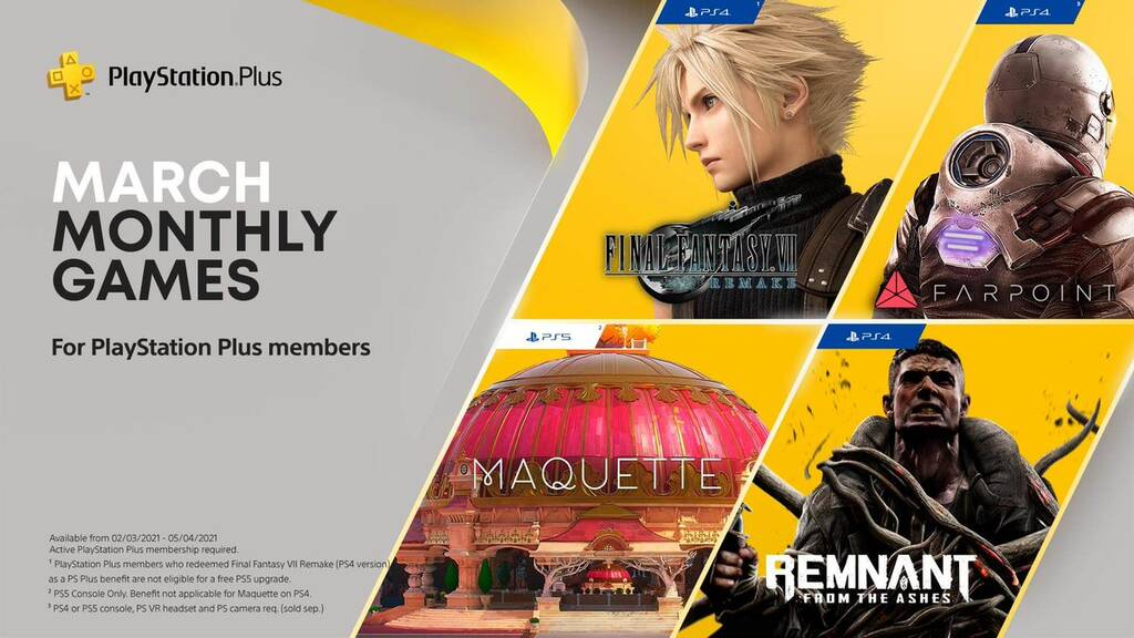 【朗報】PS4『FF7リメイク』、3月のフリープレイで配信!