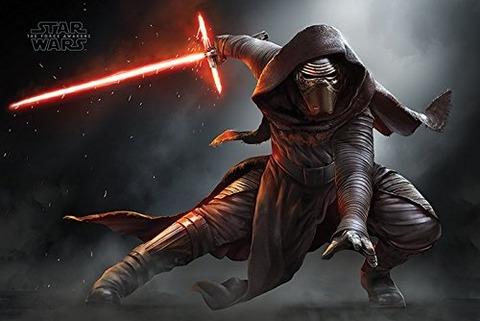 【SW】戦闘力未知数の『カイロ・レン』さんが勝てる相手