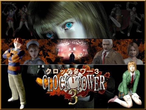 【懐古】クロックタワー3が胸糞ゲームNo.1!! グロすぎぃぃ!!