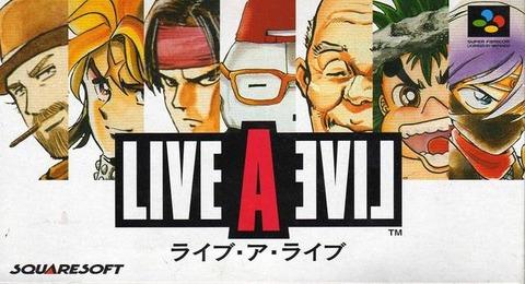 【懐古】SFCの名作『LIVE A LIVE』は面白くないぃ!! ヤバない?
