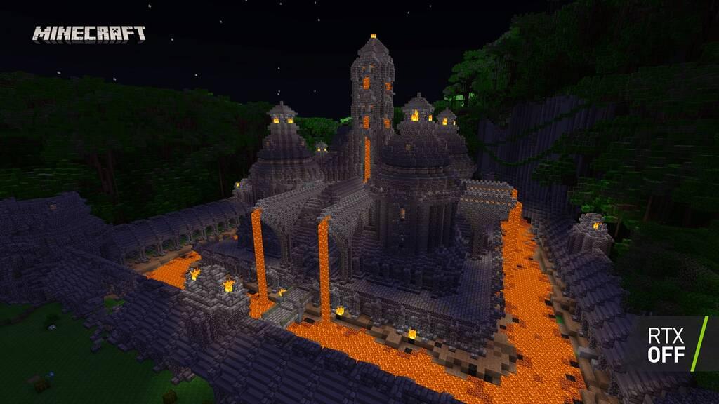 マイクラがレイトレで劇的にグラ向上「Minecraft With RTX」ベータ版開始!