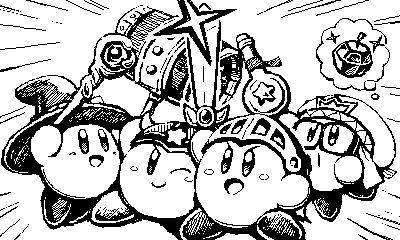 """3DSの新作 """"カービィ"""" は『アクションのファイティング』らしい。"""