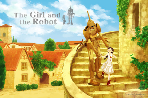 Wii U『少女とロボット』トレーラームービー