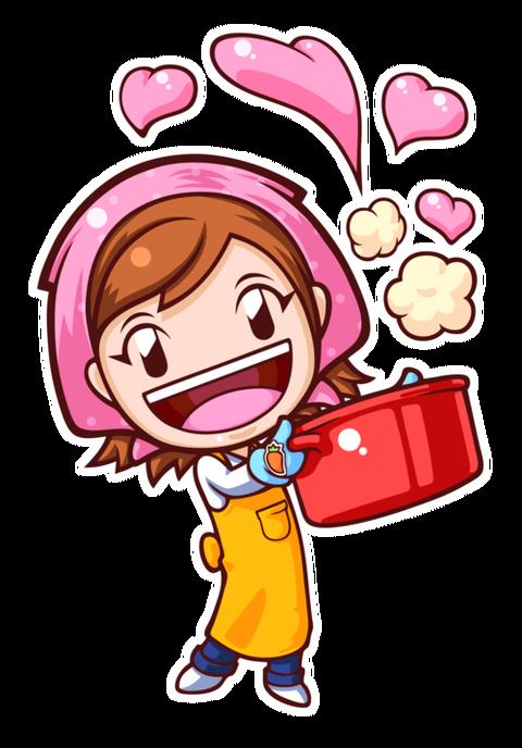"""美少女に、お料理を教えてもらうゲームを """"3DS"""" で出せば売れる!!!!!!!!!!!!!"""