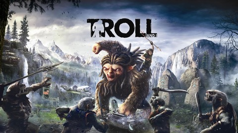 【Switch】TROLL AND I 新PV公開! & August 15 発売!!