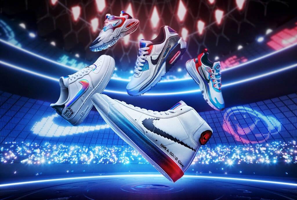 【悲報】Nikeさん、eスポーツ専用のスニーカーを発売してしまうw