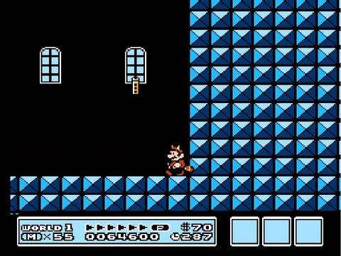 子供の頃に見つけたマリオ3のバグ技がまだ出回ってないようなんやけど