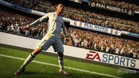 EA「FIFA 18 on Switchの体験版はありません(キリッ」